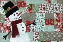 Frostie Friends Quilt